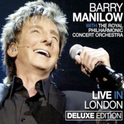Barry Manilow – Live in London   fuckdmca